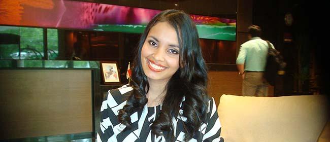 Opinião de Eyleen Montero, aluna do Mestrado em Estudos Biológico-Naturistas patrocinado pela FUNIBER