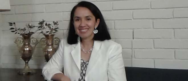 Opinião de María de los Ángeles Castillo, aluna da Especialização em Formadores de Formação Continuada patrocinado pela FUNIBER