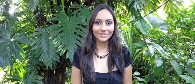Opinião de Isis Urania Cañas, aluna do Mestrado em Projetos de Cooperação Internacional da FUNIBER