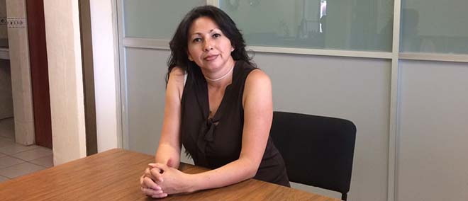 Opinião de Guadalupe Muñiz, aluna do Mestrado em Linguística Aplicada ao Ensino de Inglês como Língua Estrangeira patrocinado pela FUNIBER