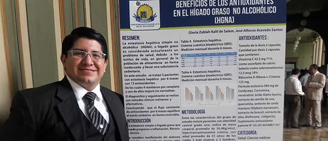 Opinião de José Acevedo, aluno da Especialização em Antienvelhecimento, Ozonoterapia e Talassoterapia patrocinada pela FUNIBER