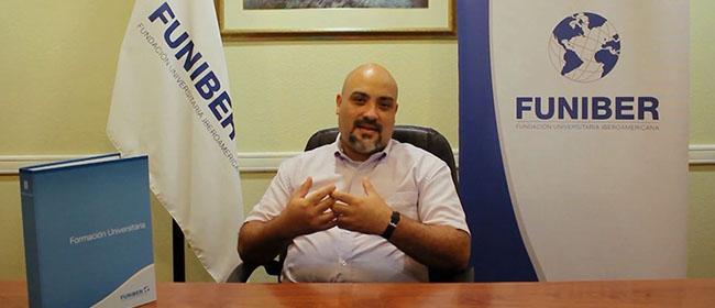 Entrevista a Carlos Ordoñez, aluno nicaraguense, bolsista pela FUNIBER