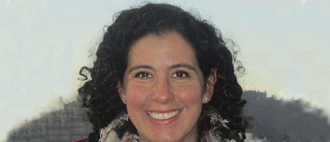 Maria Florencia Martini é uma aluna da cidade argentina de Córdoba, que cursou o Mestrado em Formação de Professores de Inglês como Língua Estrangeira,