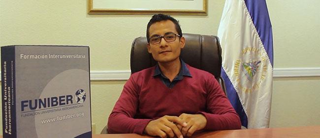 Opinião de Víctor Mojica, estudante nicaraguense com bolsa de estudos da FUNIBER