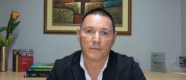Opinião de Jorge Humberto Tapia, aluno equatoriano bolsista pela FUNIBER