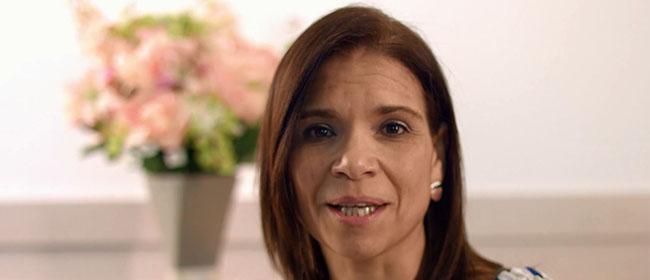 Opinião de Karla Urbina, aluna hondurenha bolsista pela FUNIBER