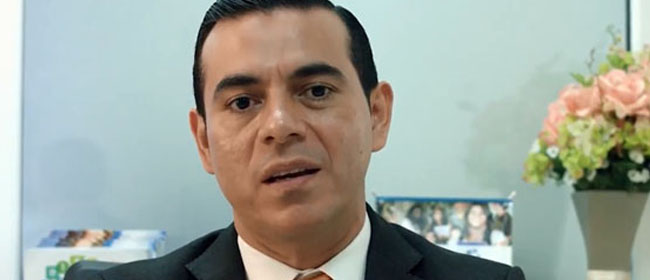 Opinião de César Arturo, aluno do Mestrado em Mudança Climática, bolsista pela FUNIBER