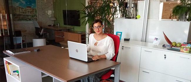 Opinião de Ruth Jiménez, aluna do Mestrado em Recursos Humanos patrocinada pela FUNIBER