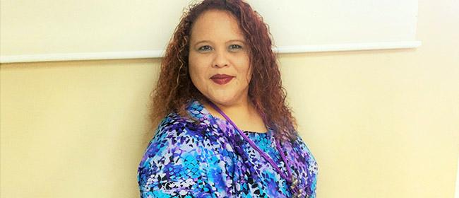 Luisa Cardona, aluna de Doutorado em Educação patrocinada pela FUNIBER