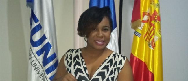 Opinião de Elsira Diaz Espiritu, estudante dominicana patrocinada por FUNIBER