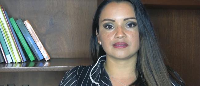 Opinião de Angelica Patricia Campoverde, estudante do Equador com bolsa da FUNIBER