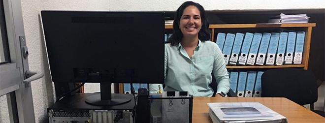 Lilly Moreno Valencia, estudante mexicana, bolsista pela FUNIBER do Mestrado em Gestão e Auditorias Ambientais