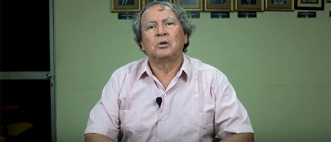 Opinião de Telmo Alberto Viteri Briones, estudante equatoriano, bolsista da FUNIBER