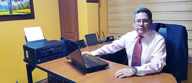FUNIBER Opiniões: Francisco Mazón, bolsista do Mestrado em Gestão Integrada: Meio Ambiente, Qualidade e Prevenção