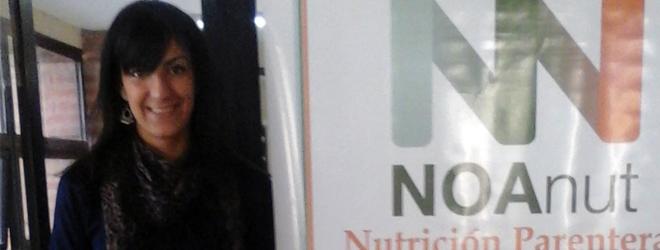Opinião de María Emilia Sarralde, bolsista do Mestrado Internacional em Nutrição e Dietética