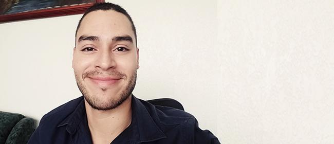 Opinião de Luis Rosendo Jiménez, estudante do México, bolsista pela FUNIER