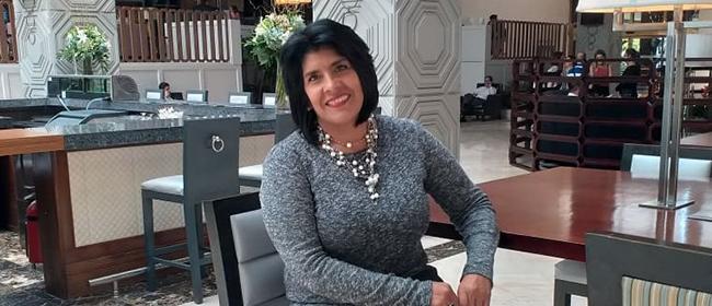 Entrevista com Belkis Jamileth Duarte, estudante venezuelana, bolsista pela FUNIBER