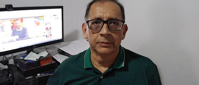 Entrevista com Jairo Alonso Moreno Montagut, estudante da Colômbia, bolsista pela FUNIBER