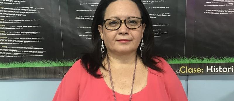 Entrevista com Ángela Iveth Zúniga Gallardo, estudante hondurenha da área de Educação