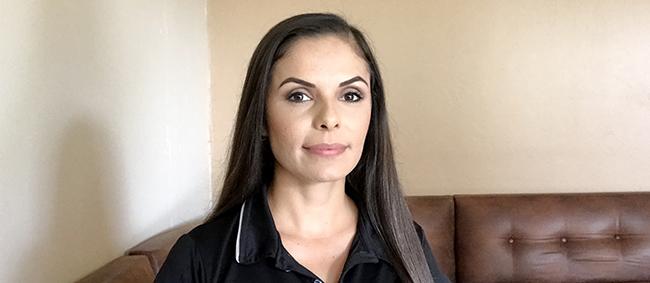 Entrevista com Andrea María Gamboa Mena, estudante costarriquenha bolsista pela FUNIBER