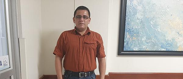 Entrevista com Óscar Alcides Córtez Ortiz, estudante salvadorenho com bolsa da FUNIBER