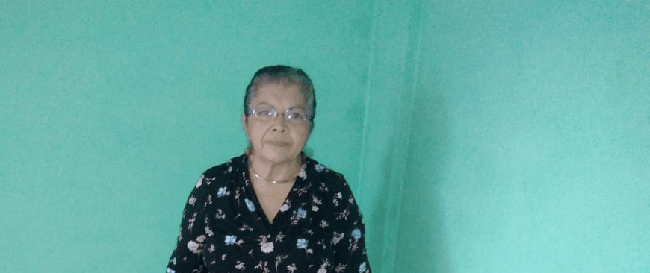 Entrevista com Ana Stella Morán Martínez, aluna do Mestrado em Educação