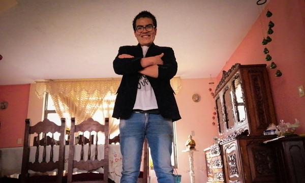 Entrevista com Jorge Andrés Quevedo Uvidia, estudante equatoriano com bolsa da FUNIBER
