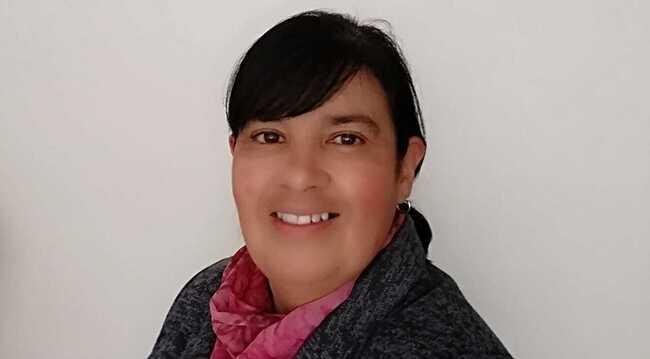 Entrevista com Patricia Elena Bossio Palomino, estudante colombiana bolsista pela FUNIBER