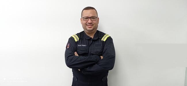 Entrevista com Óscar Jaime Rojas Duarte, estudante colombiano com bolsa FUNIBER