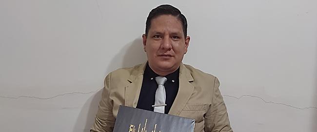 Entrevista com Jonathan Javier Riofrío Rodríguez, estudante equatoriano com bolsa da FUNIBER