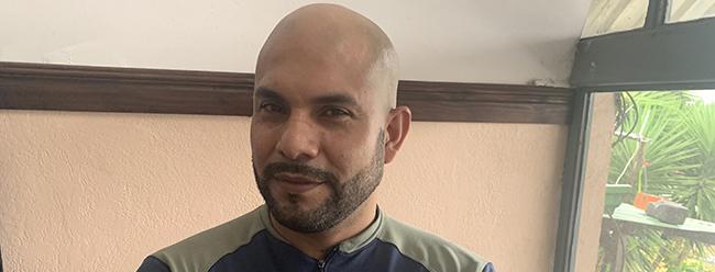 Entrevista com Edward Stefan Calvo Porras, estudante costarriquenho com bolsa da FUNIBER