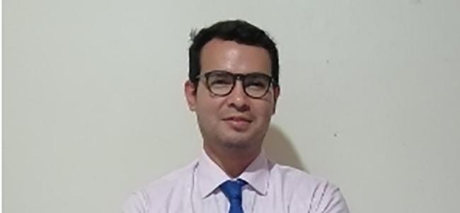 Entrevista com Milton Francisco Barahona Álvarez, estudante salvadorenho com bolsa da FUNIBER