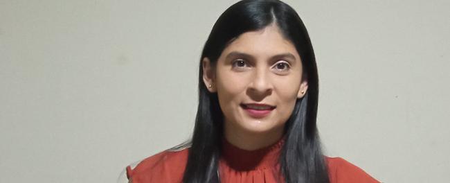 Entrevista com Karem Xiomara Aragundi Salazar, bolsista equatoriana  da FUNIBER
